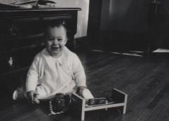 trina as a baby