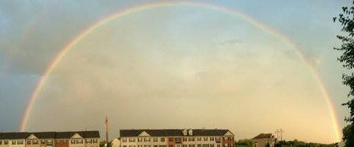 June 29, 2013 Rainbow