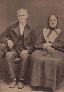 Andrew and Hannah Bates