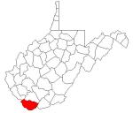 mcdowell county wv
