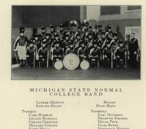 michigan state band