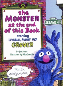 monster at end of book