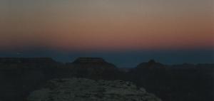 grand canyone sunset