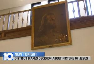 portrait of jesus WBNS-10TV