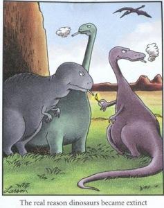 larson-far-side-dinosaur-extinct