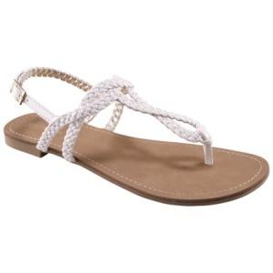 my white sandals