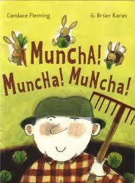 muncha muncha muncha'