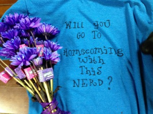 homecoming ask